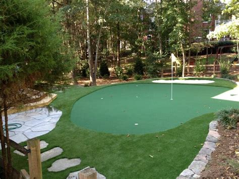 Backyard Artificial Putting Green - artificial backyard putting green best backyard putting