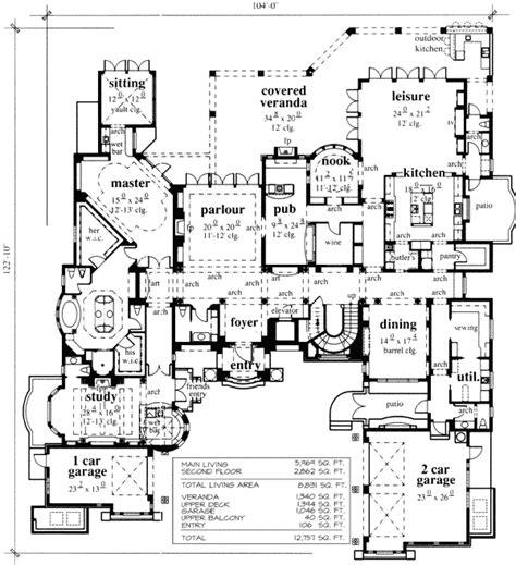 chateau floor plans chateau floor plan from abg alpha builders