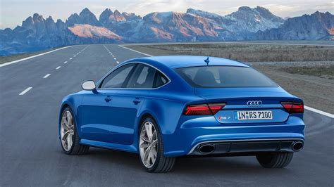 Audi Rs7 by Audi Rs7 News And Reviews Motor1
