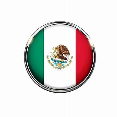 Flag Mexico Mexican Clipground Circle 2021