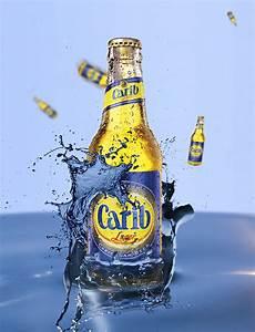 Carib Beer Posters on Behance