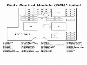 2010 Chevy Cobalt Fuse Box Diagram
