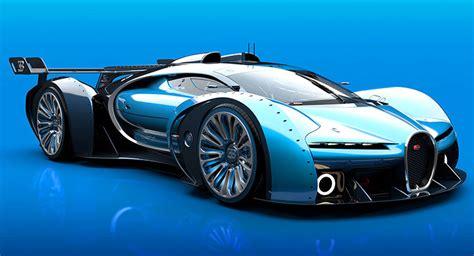 Artist Tries To Improve Upon Bugatti's Vision Gt Concept