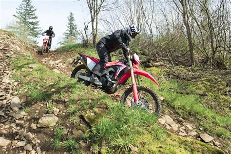 Honda Crf450l Unveiled The Dual Sport Everyone's Been