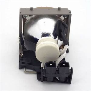 Dell 3200mp replacement lamp with housing for Lamp light on dell projector
