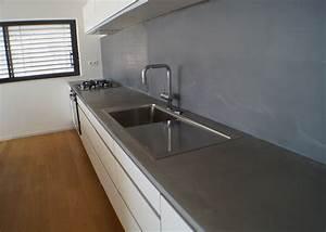 Beton Pour Plan De Travail : la boutique du b ton cir plan de travail beton ~ Premium-room.com Idées de Décoration