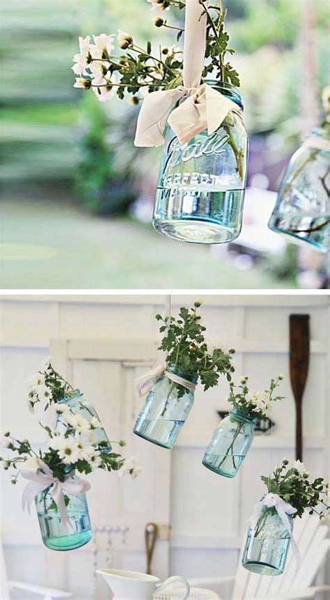 diy outside wedding decorations on a budget 20 diy wedding decorations on a budget