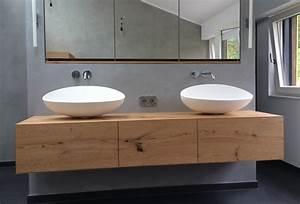 Waschbecken Selbst Montieren : waschtisch holz selber bauen ~ Markanthonyermac.com Haus und Dekorationen
