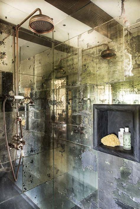 Bathroom Mirror Tiles by Best 25 Antique Mirror Tiles Ideas On Mirror