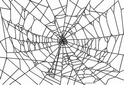 Spider Coloring Printable Cool2bkids Colouring Printables