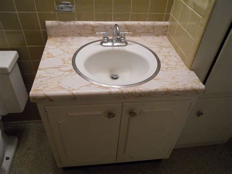 removing  sink  vanity home improvement  steps