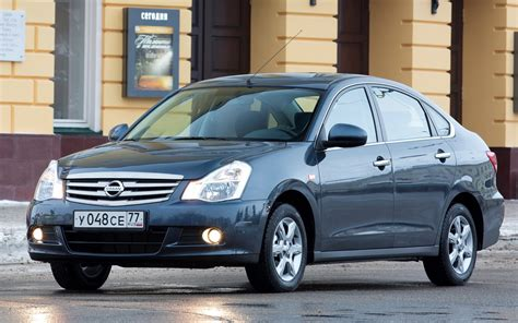 Nissan Almera 2020 by Nissan Almera 2019 2020 цена и характеристики