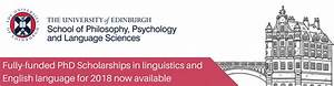 Find A PhD : Fully-funded PhD Scholarships in Linguistics ...