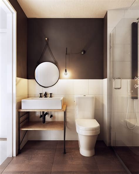 design bathroom a charming eclectic home inspired by nordic design