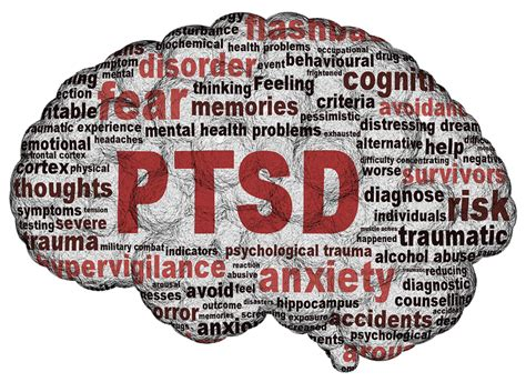Posttraumatic Stress Disorder (ptsd) Is More Than A Bad Story