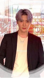 Jaehyun Icon   Jaehyun, Jaehyun nct, Purple hair