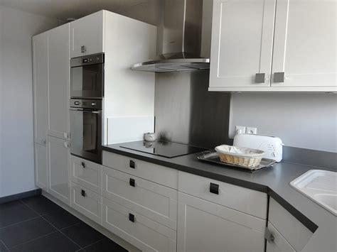 exemple couleur cuisine rénovation de cuisine avec verrière entreprise lgelc