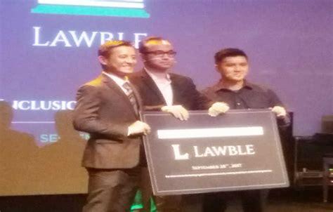 Lawble, Aplikasi Hukum Digital Pertama di Indonesia