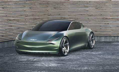 Genesis confirms dedicated EV for 2021