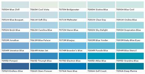 sky blue paint search website paint colour charts colour chart and