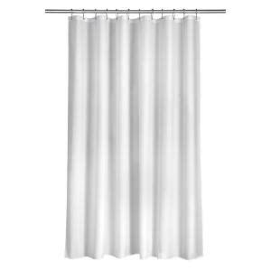 Plain White Shower Curtain - croydex shower curtain in plain white ae100022yw the