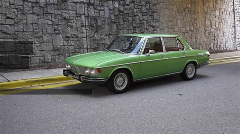 1971 Bmw Bavaria 2800 For Sale