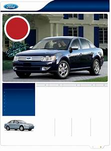 2008 Ford Taurus Manual Pdf