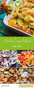 Hähnchen Curry Low Carb : curry alarm herzhafter low carb chicken curry auflauf rezept ges nder leben pinterest ~ Buech-reservation.com Haus und Dekorationen