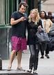 Courtney Love arm in arm with beau Nicholas Jarecki ...
