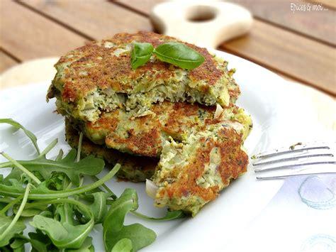 comment cuisiner le brocolis galettes de brocolis 224 la ricotta au pesto 201 pices