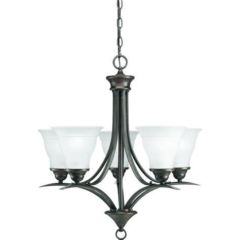 home depot chandelier progress lighting collection antique bronze 5