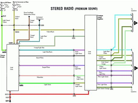 wiring diagram for a toyota radio 1994 toyota pickup radio wiring diagram wiring