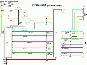 Dodge Pickup Stereo Wiring Diagram