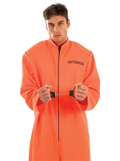 orange mens shoes prisoner costume fs2262 fancy dress