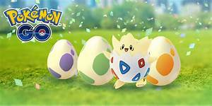 pokemon go easter eggstravaganza event double xp lucky eggs sale all the details