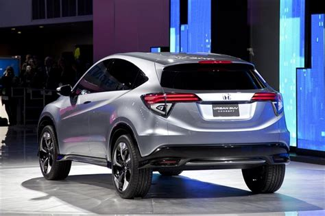 2019 Honda Hrv Side Images  New Auto Car Preview