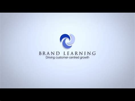 Brand Learning What We Do  Youtube