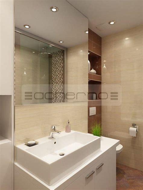dekoideen badezimmer farbe braun und weiss wohndesign ideen