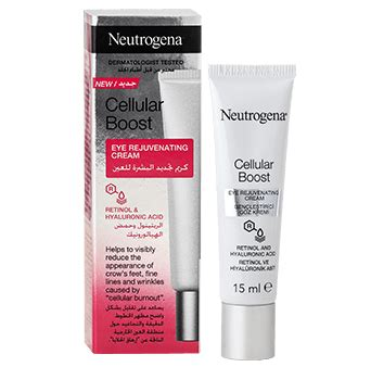 Cellular Boost Eye Rejuvenating Cream | Neutrogena® Skincare