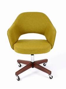 Chaise De Bureau : chaise bureau moderne fauteuil bureau sans roulettes lepolyglotte ~ Teatrodelosmanantiales.com Idées de Décoration