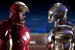 MOVIE REVIEW — IRON MAN 2 Iron