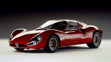 Alfa Romeo Images by 1967 Alfa Romeo Tipo 33 Stradale Prototipo Wallpapers Hd