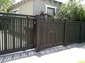 Wood Fence Design Idea Inspiration Homestylediary The Dramatic Fence Designs For Your Front Yard