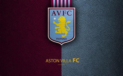 Download wallpapers Aston Villa FC, 4K, English football ...