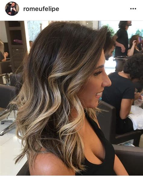 Pin By Eseewigs On Lace Front Wig Balayage Hair Hair