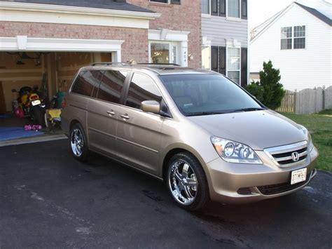 Kellfam404 2006 Honda Odyssey Specs, Photos, Modification