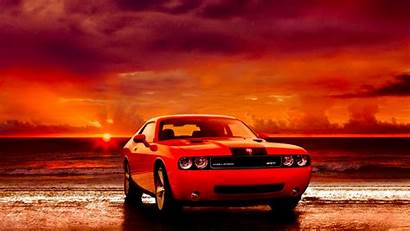 Challenger Dodge Srt Wallpapers Moon Hill China