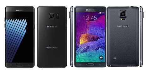 samsung galaxy note 7 note 4 what s the difference and should i upgrade