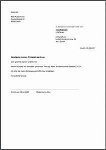 Kündigungsfrist Wohnung Beispiel : primacall k ndigung jetzt kostenlos als pdf erstellen ~ Lizthompson.info Haus und Dekorationen