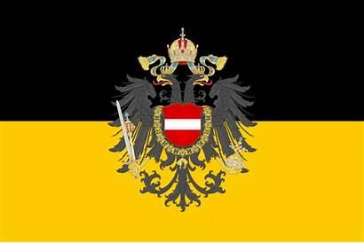 Flag Empire Austria War Austrian Total Svg